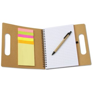 Handled Eco Notebook Set Image 1 of 1