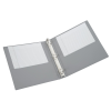 """View Image 4 of 4 of Chandler Ring Binder with Pockets - 1-1/2"""""""