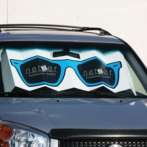SUNbuster Car Shade - Sunglasses Image 2 of 2