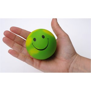 Smiley Face Mood Stress Ball Image 1 of 3
