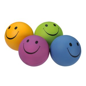 Smiley Face Mood Stress Ball Image 2 of 3