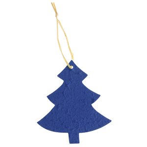 Seeded Paper Ornament - Tree Image 2 of 2
