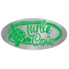 """View Extra Image 1 of 1 of Sticker by the Roll - Oval - 1-3/4' x 3-5/8"""""""