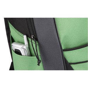 Tri-Tone Sport Backpack - Screen Image 2 of 3