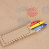 Color-Me Activity Tote with Crayons - 24 hr