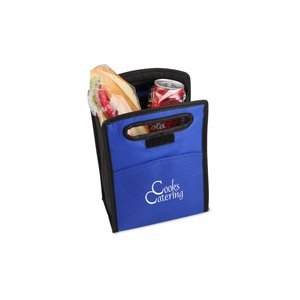 Non-Woven Flap Lunch Bag