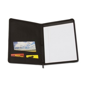 Boomerang Zippered Padfolio Image 2 of 3