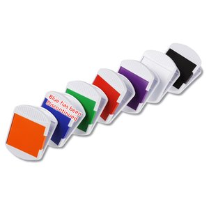Clip w/Tape Flags - Closeout Image 1 of 3