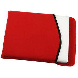 Reversible Neoprene Laptop Sleeve Image 2 of 4
