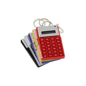 Mini Flex Calculator Key Tag - Closeout Image 1 of 3