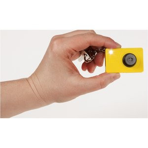Camera LED Key Tag - Closeout Image 1 of 3