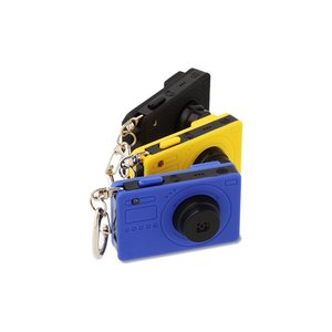 Camera LED Key Tag - Closeout Image 3 of 3