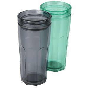 Retro Travel Tumbler - 16 oz. Image 1 of 2