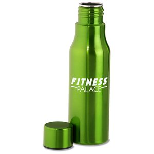 Tempo Stainless Sport Bottle Image 2 of 2