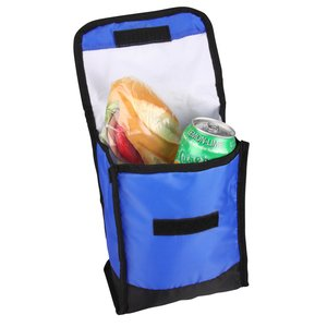 Insulated Folding ID Lunch Bag