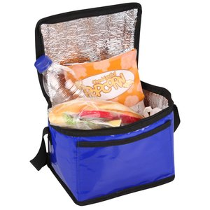 Laminated Non-Woven 6-Pack Cooler Image 1 of 2