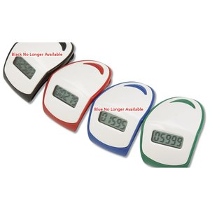 Step Hero Pedometer - Closeout Image 3 of 3