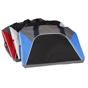 Color Panel Sport Duffel - Screen - 24 hr Image 2 of 3