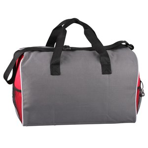 Color Panel Sport Duffel - Embroidered Image 1 of 3