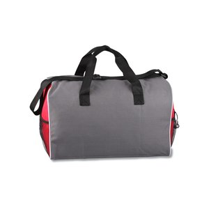 Color Panel Sport Duffel - Screen - 24 hr Image 1 of 3