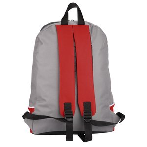 Bi-Colored Backpack Image 1 of 2