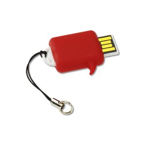 Messenger USB Flash Drive - 2GB Image 1 of 2