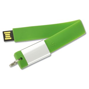 Keychain USB Flash Drive - 2GB