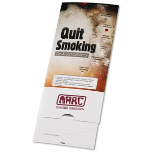 Quit Smoking Tips & Cost Calculator Pocket Slider Image 1 of 3