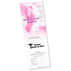Breast Cancer Awareness Pocket Slider - Spanish