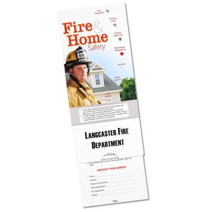 Fire & Home Safety Pocket Slider Image 2 of 2