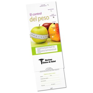 Managing Your Weight Pocket Slider - Spanish Image 2 of 2