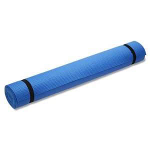 Fitness Mat with Carrying Case