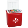 View Extra Image 1 of 2 of Coleman 18-Quart Party Stacker Cooler