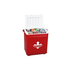 Coleman 18-Quart Party Stacker Cooler Image 1 of 2