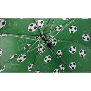 Sports League Auto Open Umbrella - Soccer - Closeout Image 2 of 3