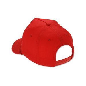 Five Panel Cap w/Braid - Screen Image 2 of 2