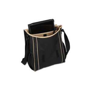 Everyday Compact Messenger Bag - 24 hr