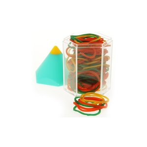 Rubber Band Pencil Point Caddy - Closeout Image 1 of 1
