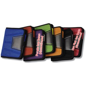 MicroMesh Compact Journal - Black - Closeout Image 1 of 5