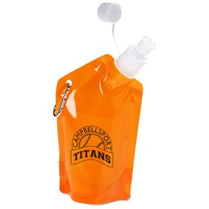 Baja Sport Bottle Bag - 12 oz. - Translucent Image 2 of 3