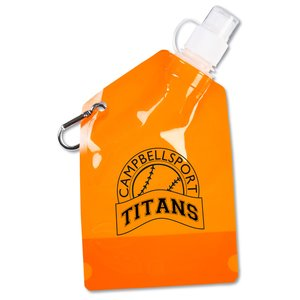 Baja Sport Bottle Bag - 12 oz. - Translucent Image 3 of 3