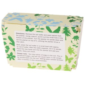 Promo Planter - Earth Friendly - 2 Pack Image 2 of 3