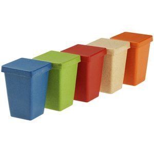 Promo Planter - Retro Blue - 1 Pack Image 3 of 3