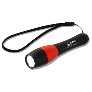 Color Band LED Flashlight Image 1 of 2