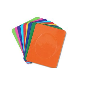 Bic Magnetic Photo Frame - Oval - Colors Image 2 of 2