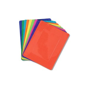 Bic Magnetic Photo Frame - Rectangle - Colors Image 2 of 2