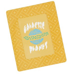 Bic Magnetic Photo Frame - Rectangle - Geometric Image 1 of 2