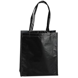 Laminated 100% Recycled Shopper Set-Closeout Image 2 of 8
