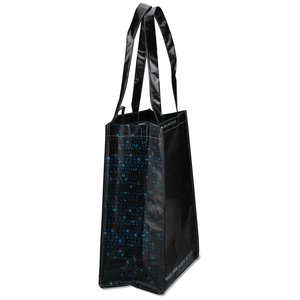 Laminated 100% Recycled Shopper Set-Closeout Image 3 of 8