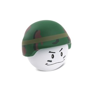 Soldier Mad Cap Stress Reliever Image 1 of 1